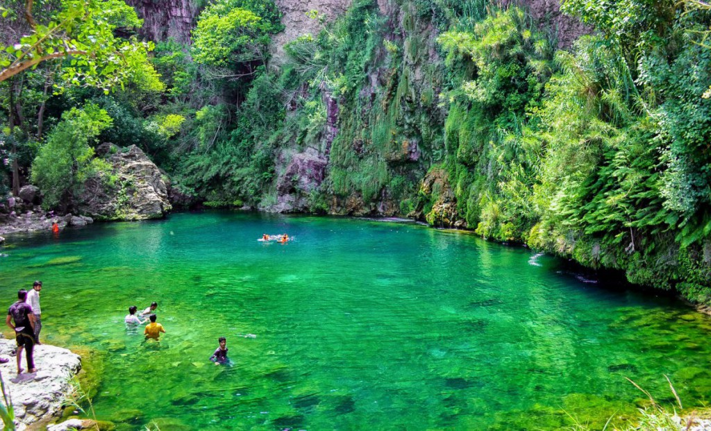 All About Swaik Lake Kalar Kahar
