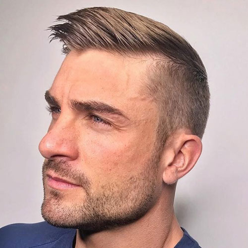 Current Fashion Mens Hairstyles