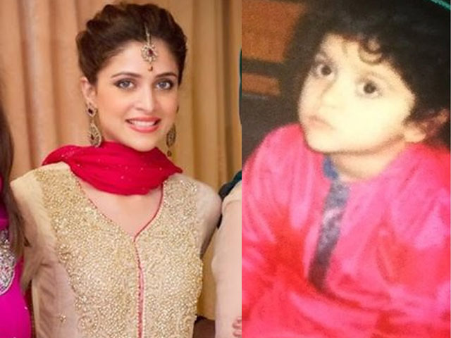 20 Best Top Pakistani Celebrities Childhood Pictures