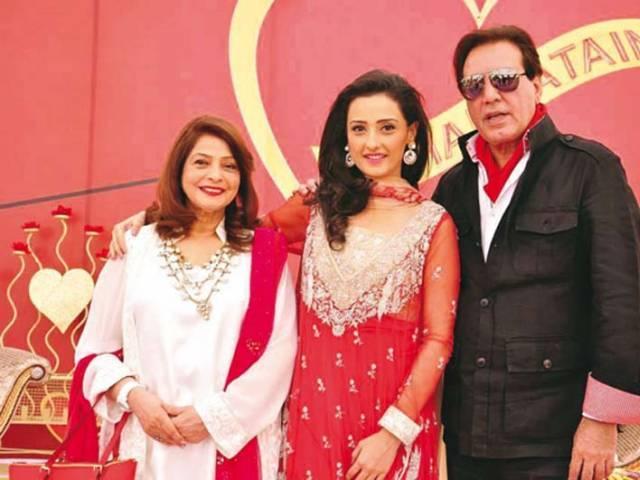 Momal Sheikh Biography Daughter Of Actor Javed Sheikh