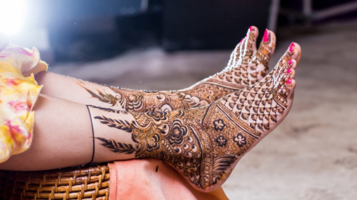 20 Best Khafif Mehndi Designs 2018