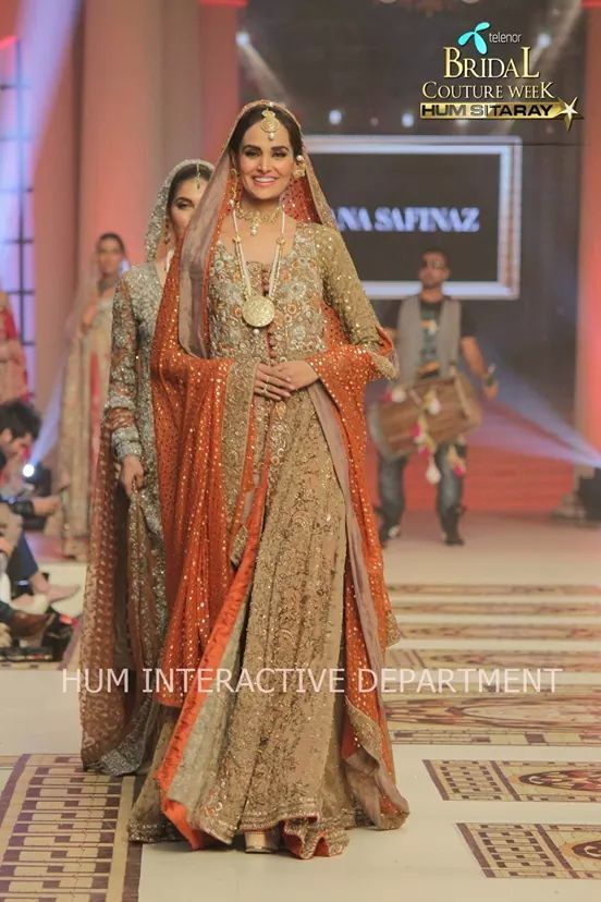 e25f4b0a8c 20 Beautiful Bridal Dresses by HSY - Dresses - Crayon