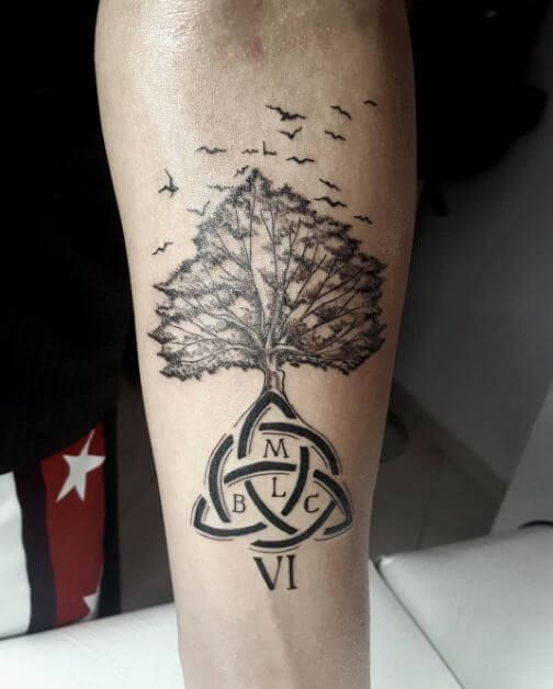 Family Tree Tattoo Ideas: Meaningful Family Tattoos
