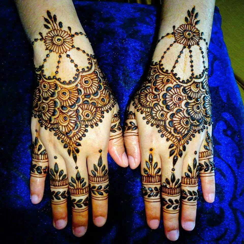 Trending Mehndi Designs 50 Latest Henna Tattoo Ideas For 2018: 24 Best Hand Foot Matching Mehndi Designs 2018