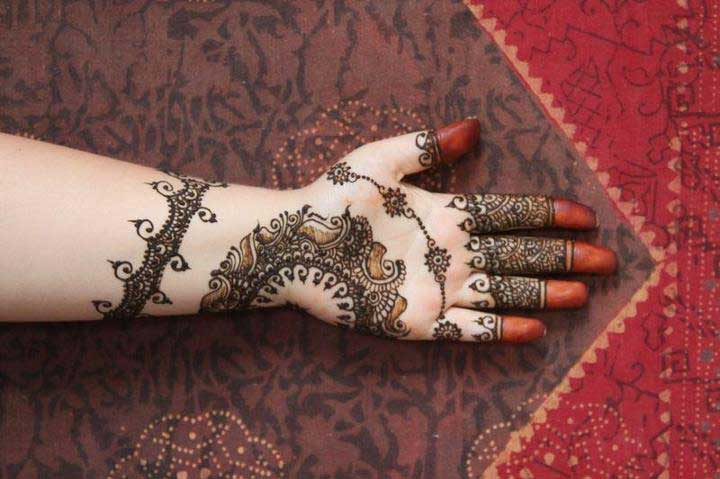 25 New Best Eid ul Azha Mehndi Designs