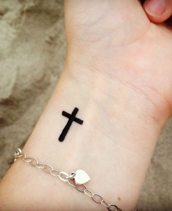 Small Cross Tattoo Design Small Meaningful Tattoos Meaningful