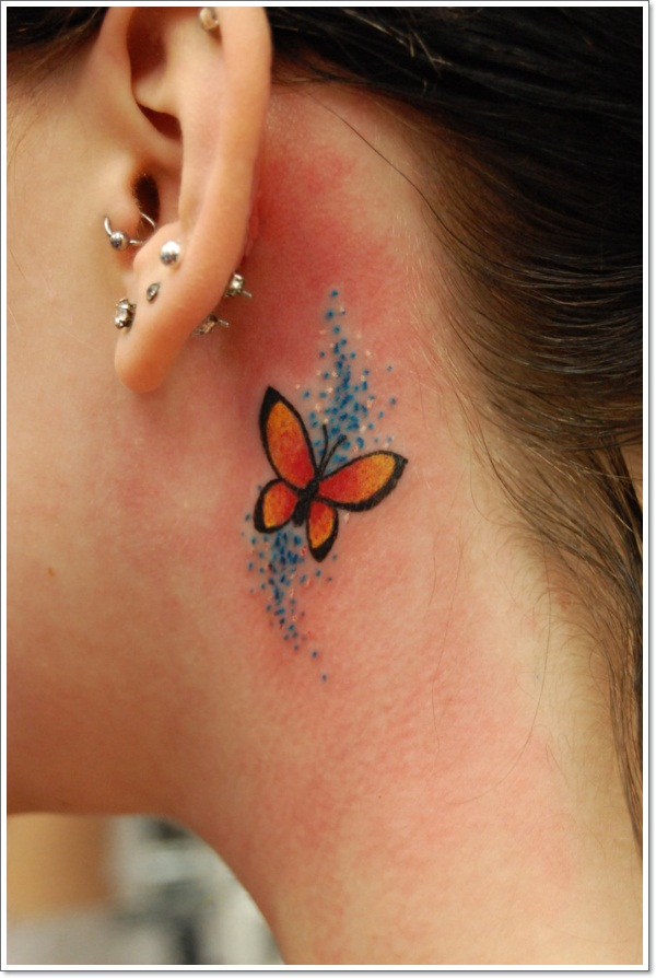 Hand Butterfly Tattoo Design Unique Butterfly Tattoos