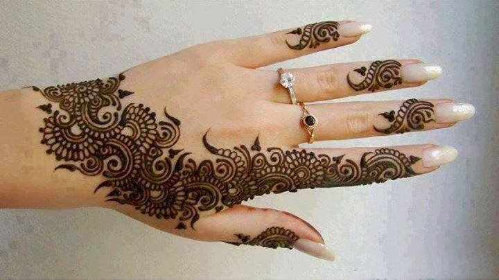 15 Best Mehndi Designs for Marriage 2018