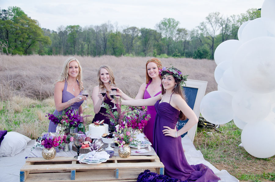 usually the bridal shower is held between three months and two weeks previously the wedding pick a date that is advantageous for both the bride and her