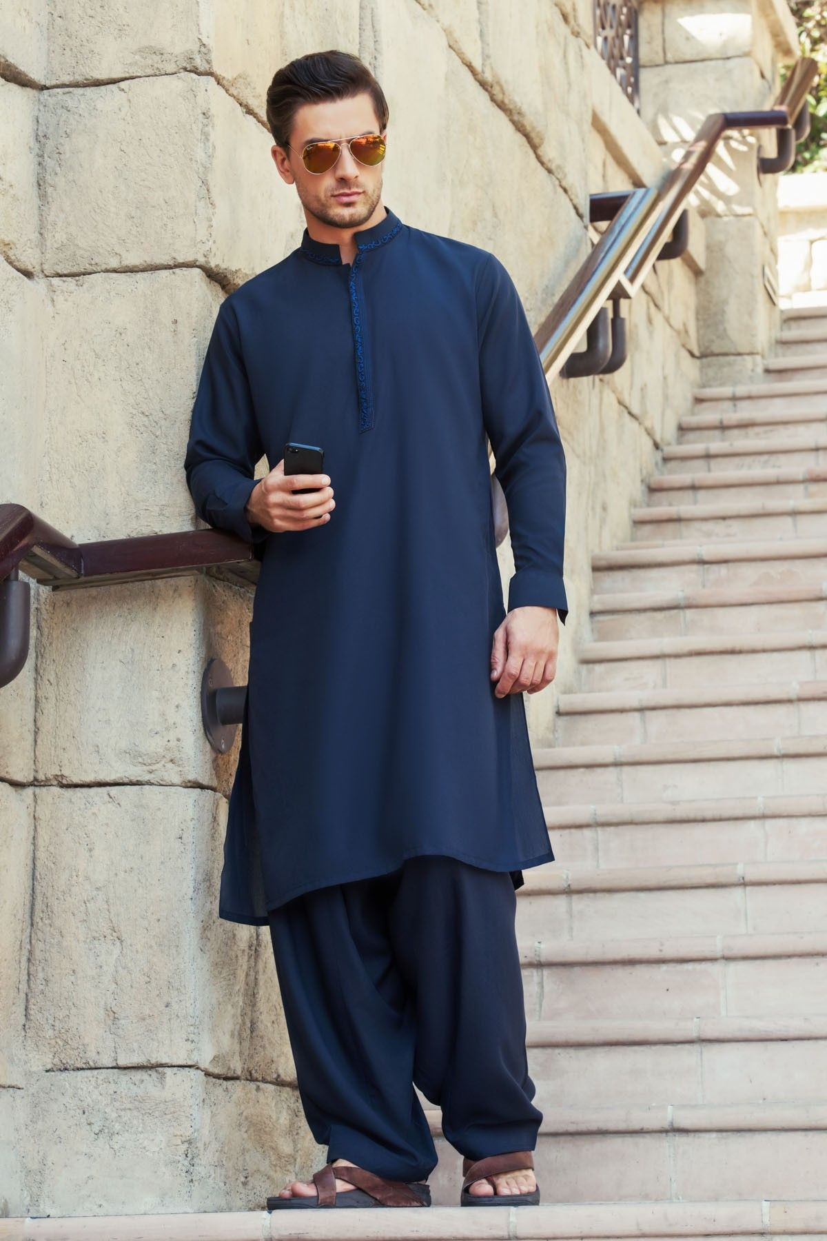 15 Latest Fashion Trends In Men Salwar Kameez Dresses