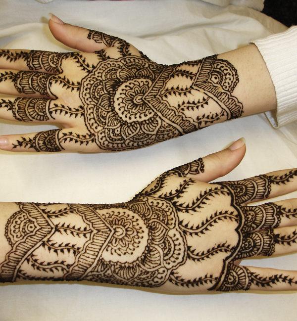 Indian Mehndi Designs For Back Hand Indian Eid Mehndi Designs