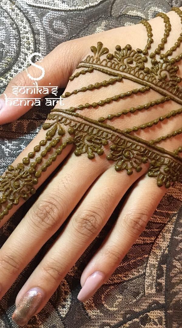 20f38f0a57 Amazing Eid Mehndi Design 2019 - Eid Mehndi Designs 2019 - Eid ...