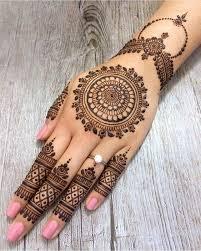 327eef9fdb Creative Circle Eid Mehndi Design 2019 - Eid Mehndi Designs 2019 ...