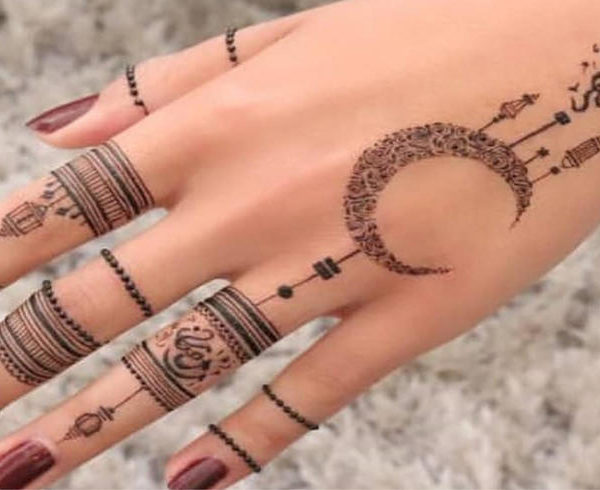 Image result for mehndi design for ramzan