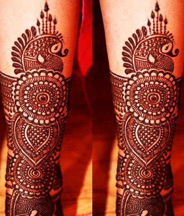 wedding special mehndi design