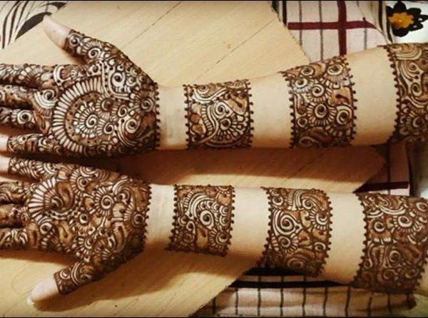 epic arabic bridal mehndi design   arabic bridal mehndi