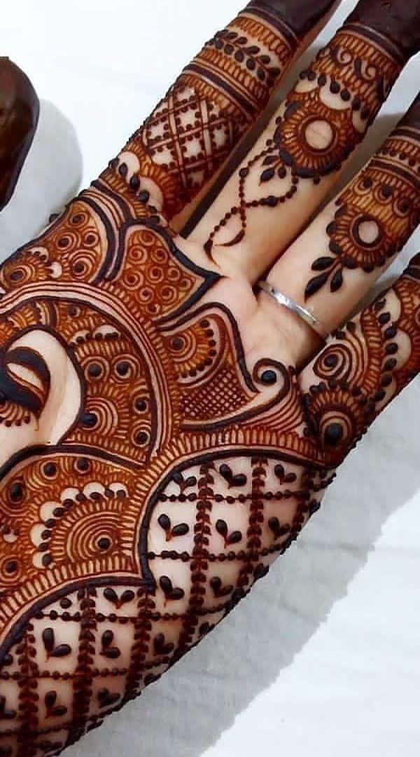 Invincible Gujarati Bridal Mehndi Designs For Left Hand Fingers Gujarati Bridal Mehndi Designs