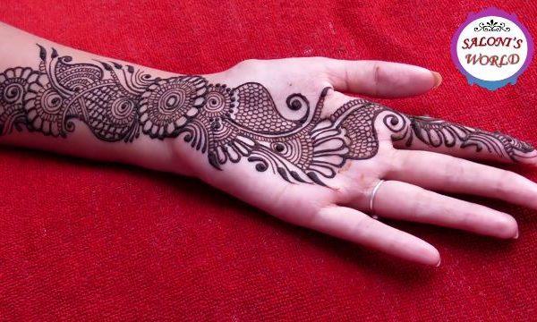 Phenomenal Easy Arabic Mehndi Designs , Easy Arabic Mehndi