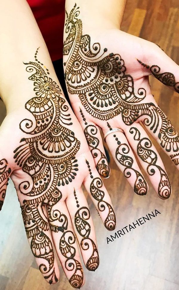 Wrapped Easy Arabic Mehndi Designs For Both Forehands And Fingers Easy Arabic Mehndi Designs Arabic Mehndi Crayon